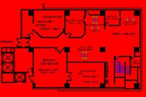 Portfolio for Floor design, 2D design, 3D modelling