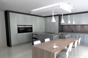 Portfolio for Great functional kitchen design services
