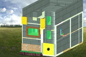 Portfolio for AUTO CAD 2D & 3D  FLOOR PLANS