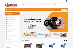 Portfolio for e-commerce development