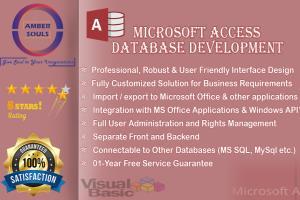 Portfolio for Microsoft Access Application Development