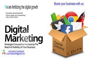 Portfolio for Digital Marketing & Advertising