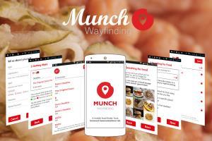 Munch- Find near restaurant