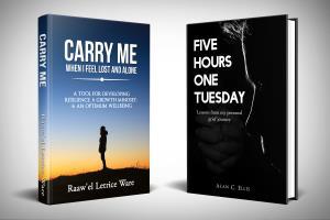 Portfolio for Professional Book Cover Designs