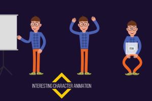Portfolio for Animated promotion video