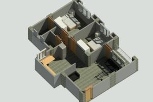 Portfolio for BIM Services (Revit Modeling)