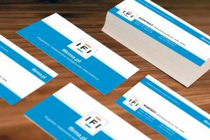 Portfolio for Business Cards Designing