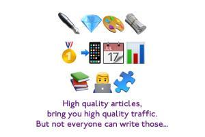 Portfolio for ⭐️ Published Author and Copywriter