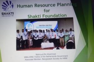 Portfolio for Human Resources Administration