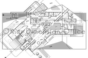 Portfolio for Architectural 2D drawings