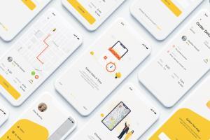 Portfolio for UI & UX Designer | Wireframer | Mobile A