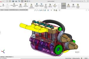 Portfolio for I will make 3d models in solidworks from