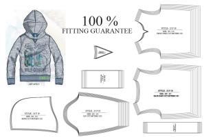 Portfolio for Expert Pattern Maker CAD/CAM I Graphic D