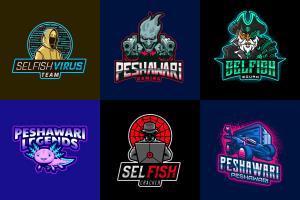 Portfolio for I will design a unique logo