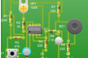 Portfolio for Mechatronics Engineer