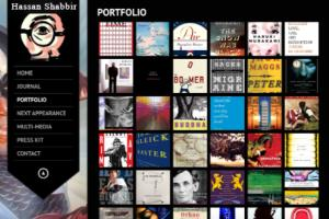 Portfolio for Graphic Designer