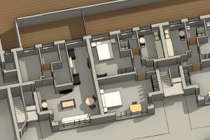 Portfolio for Architectural Design and Drawings