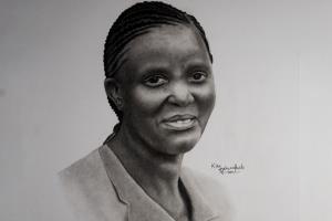 Portfolio for Portrait drawing