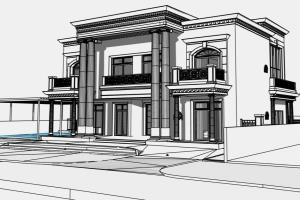 Portfolio for Revit building Designer