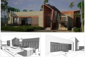 Portfolio for Building design