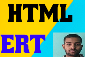 Portfolio for make HTML and Css web-page short time