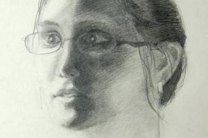 Portfolio for Detailed Pencil Portraits
