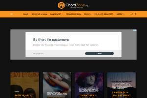 Guitar cord website