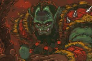 Portfolio for Fantasy and Sci-fi Illustration