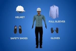 Portfolio for SAFETY ANIMATION VIDEOS
