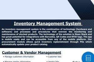 Portfolio for Software Service Provider