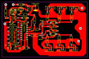 Portfolio for design electrical or electronic circuit