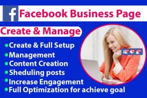 Portfolio for I will Design & Full Setup Facebook Page