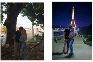Portfolio for photo editing, photo retouching, restore
