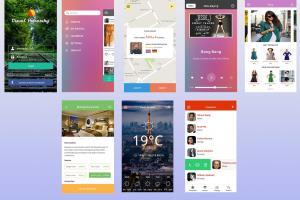 Portfolio for Native iOS/Android App Development