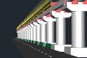 Portfolio for AutoCAD 2D & 3D Modeling of Buildings