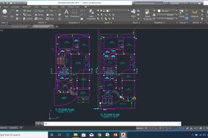 Portfolio for Auto-cad Drafter and PDF converter