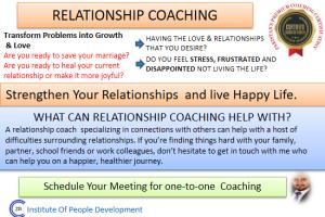 Portfolio for Certified Coach and Certified Trainer