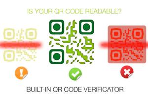 Portfolio for QR CODE generating and article spinning