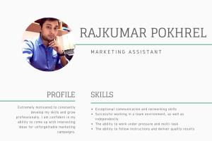 Portfolio for Resume and cover letter writing