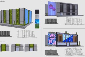 Portfolio for Concept Artist Illustrator
