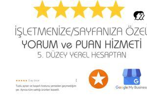 Portfolio for google maps service