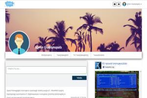Portfolio for Web Sites Development