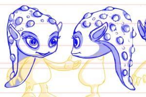 Portfolio for Animator Character designer & Storyboard