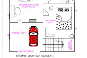 Portfolio for Architectural AutoCAD Designer
