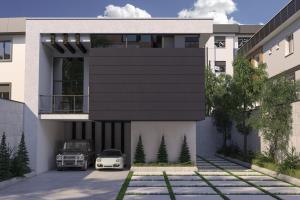 Portfolio for Architect, interior & exterior designer