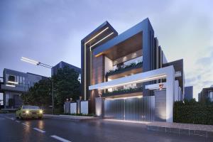 Portfolio for I am a architecture designer