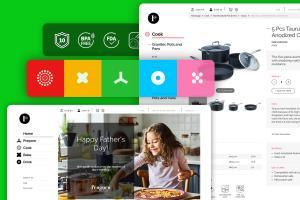Portfolio for Visual Design (UI & UX + Graphics)