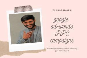 Portfolio for Setup and manage Google adwords campaign