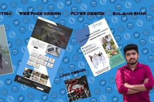 Portfolio for Graphics Design