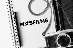 MOSFILMS LOGO DESIGN